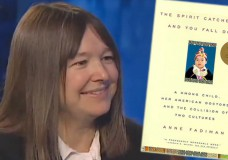 Best of Book Video, Sept. 16: Anne Fadiman, The Spirit Catches You and You Fall Down