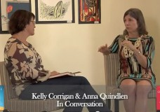Anna Quindlen talks to Kelly Corrigan About Lots of Candles, Plenty of Cake