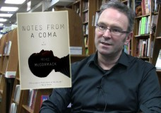 Novelist Mike McCormack on Notes From a Coma and his Irish Roots