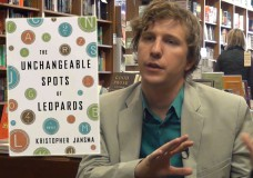Kristopher Jansma on Writers as Subjects and The Unchangeable Spots of Leopards