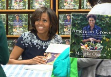 First Lady Michelle Obama on the Joys of Gardening and American Grown