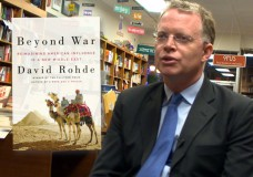 Journalist David Rohde on Going Beyond War in the Middle East