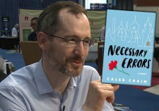 Caleb Crain Talks About Necessary Errors, His Debut Novel of Post Revolution Prague