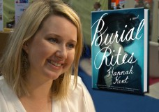 "Debut Novelist Hannah Kent on Burial Rites and ""Speculative Biography"""