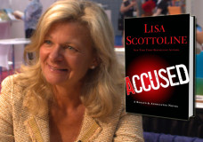 Lisa Scottoline on Accused, a Return to Rosato & Nonfiction with Francesca