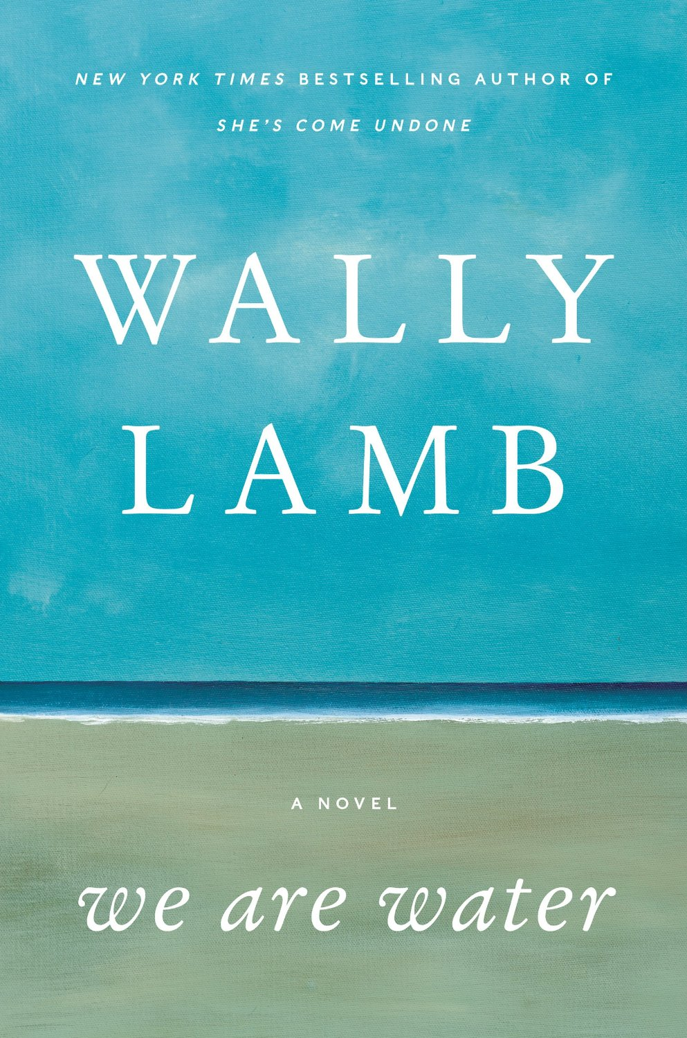 We Are Water_Wally Lamb