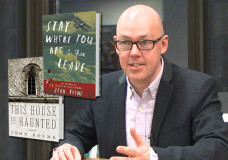 John Boyne on Two New Books and Writing for Every Age